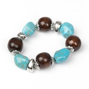 Gorgeously Grounded Blue bracelet